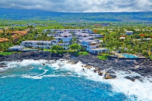 Outrigger Royal Sea Cliff Condo Kona Big Island